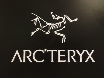 Arcteryxブランドロゴ