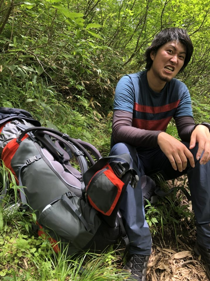 ユニ登り3