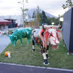CowParade Niseko 2015 came to an end!!!