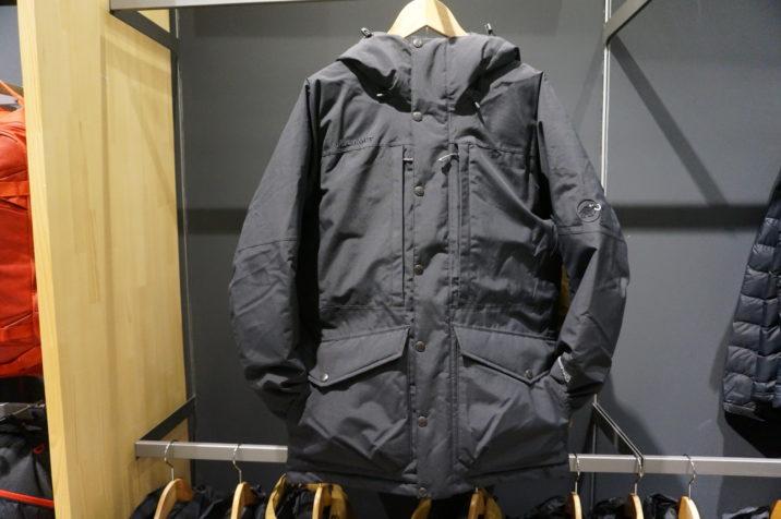 Drytech Prime Down Coat Blak②